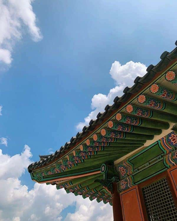Gyeongbokgung is one of Seoul's most important Joseon palaces
