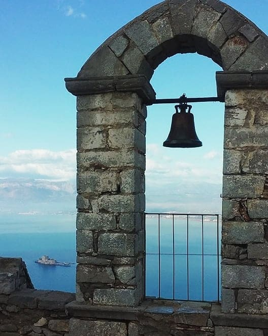 Things to do in Nafplio: Visit the Palamidi Fortress
