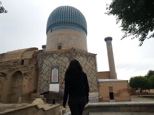 Gur e Emir, Samarkand