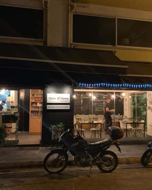 Gazi Athens boasts countless excellent eateries