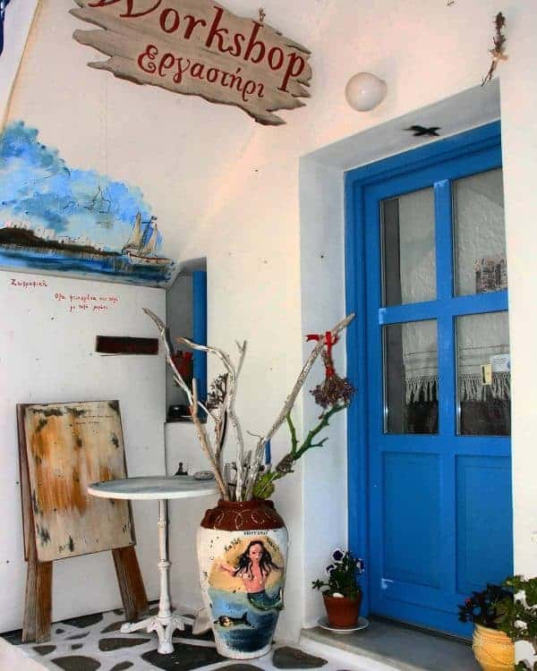 Islands Close to Athens: Paros