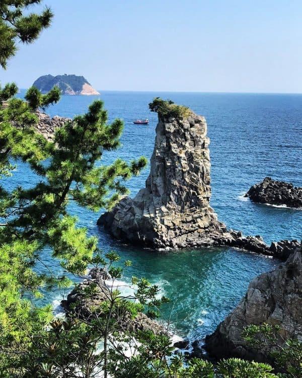 Jeju is a perfect winter travel destination