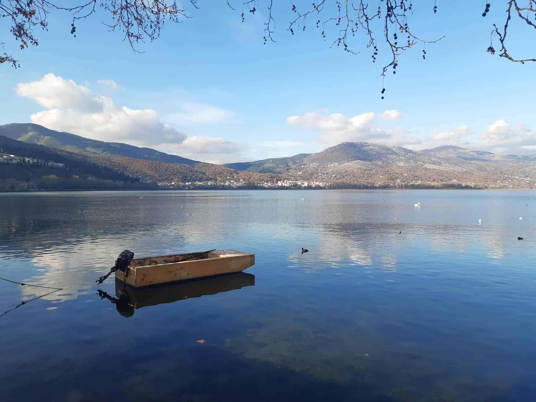 Kastoria in December