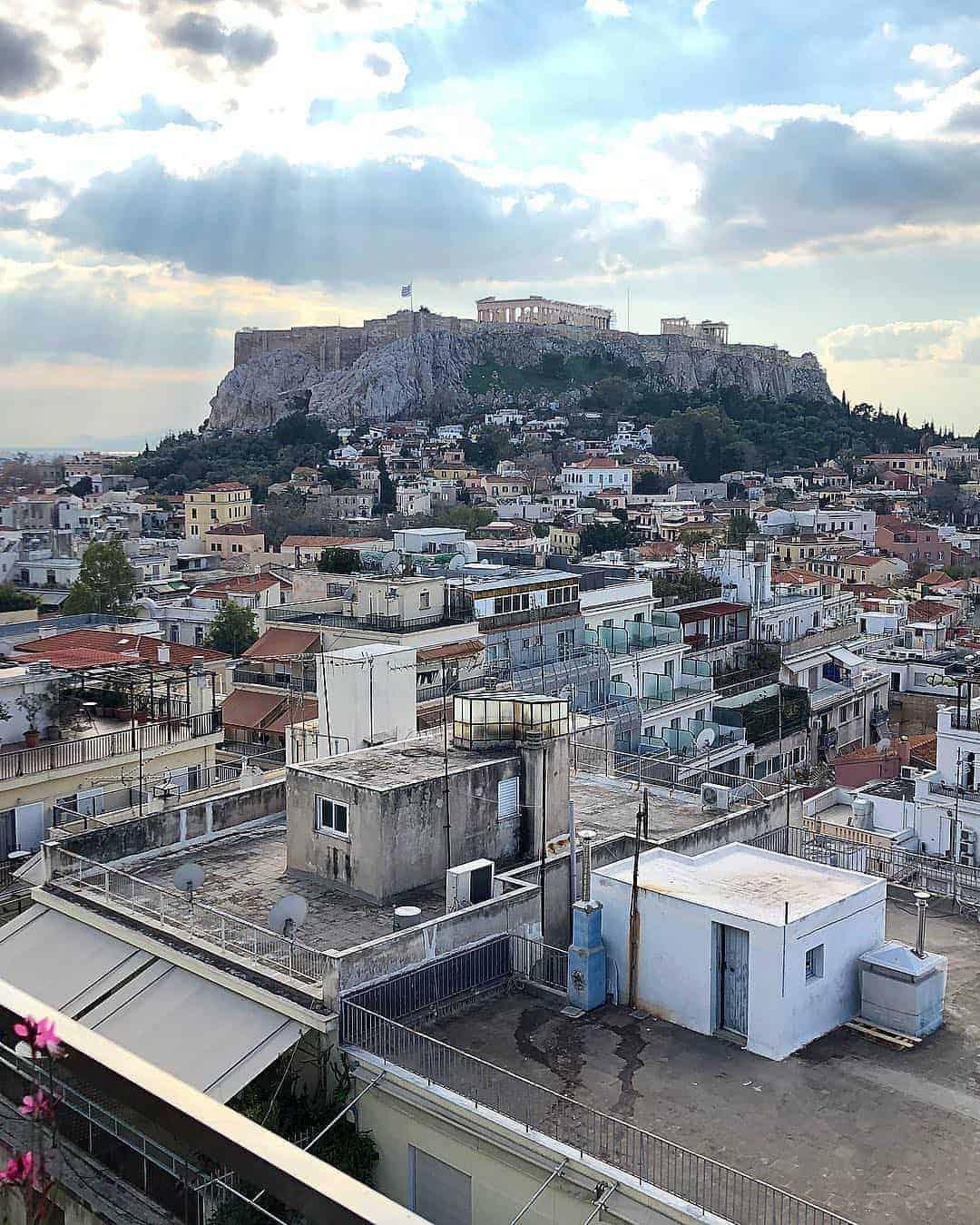 Electra Roof Garden, Central Athens