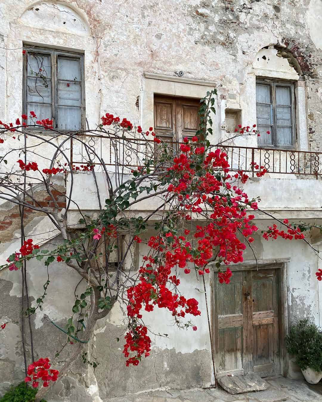 Old Town, Naxos Island