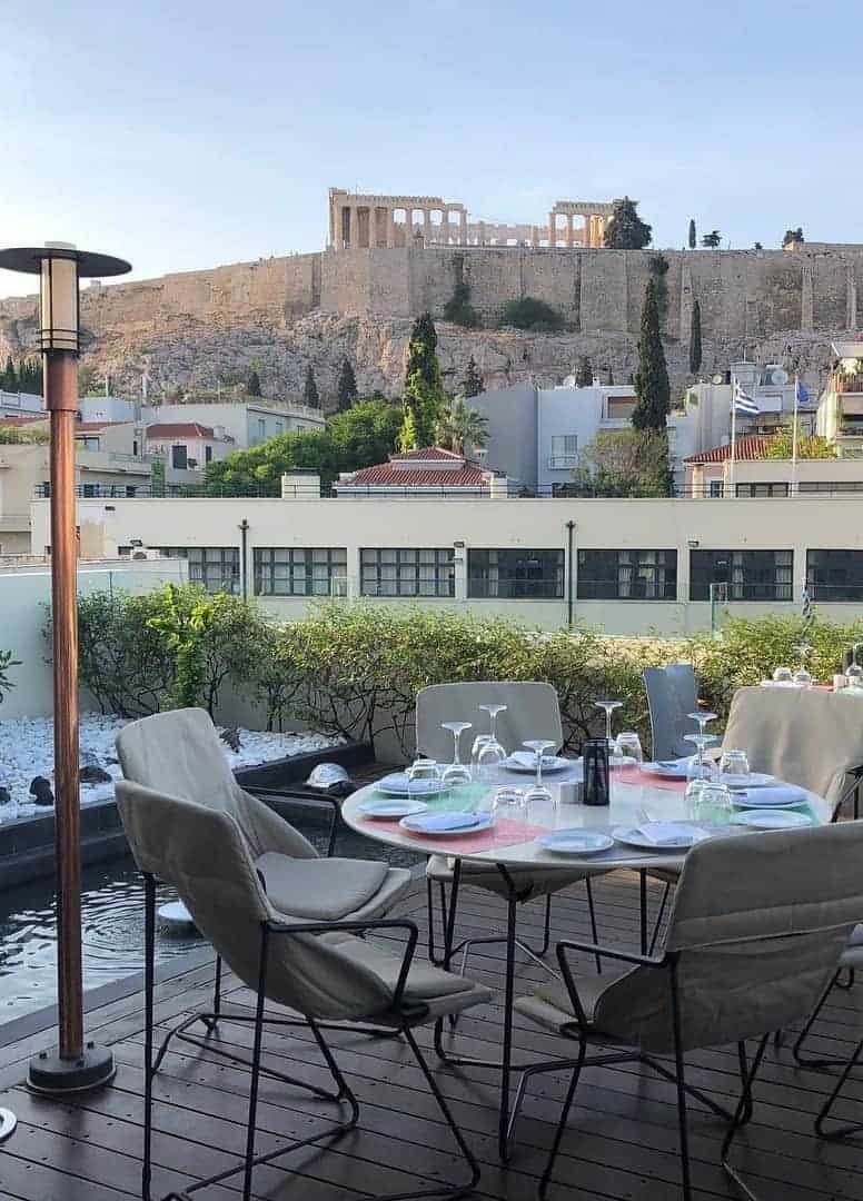 Best Rooftop Bars in Athens: Point A