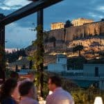 Rooftop Bars in Athens:  13 of the Best Places to Enjoy an Evening with an Acropolis View
