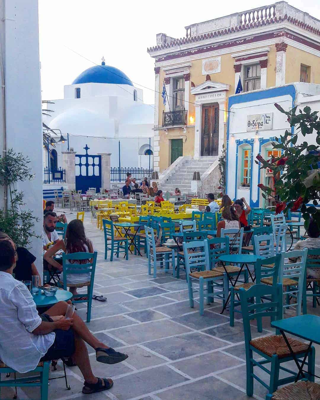 Ouzo is the national drink of Greece