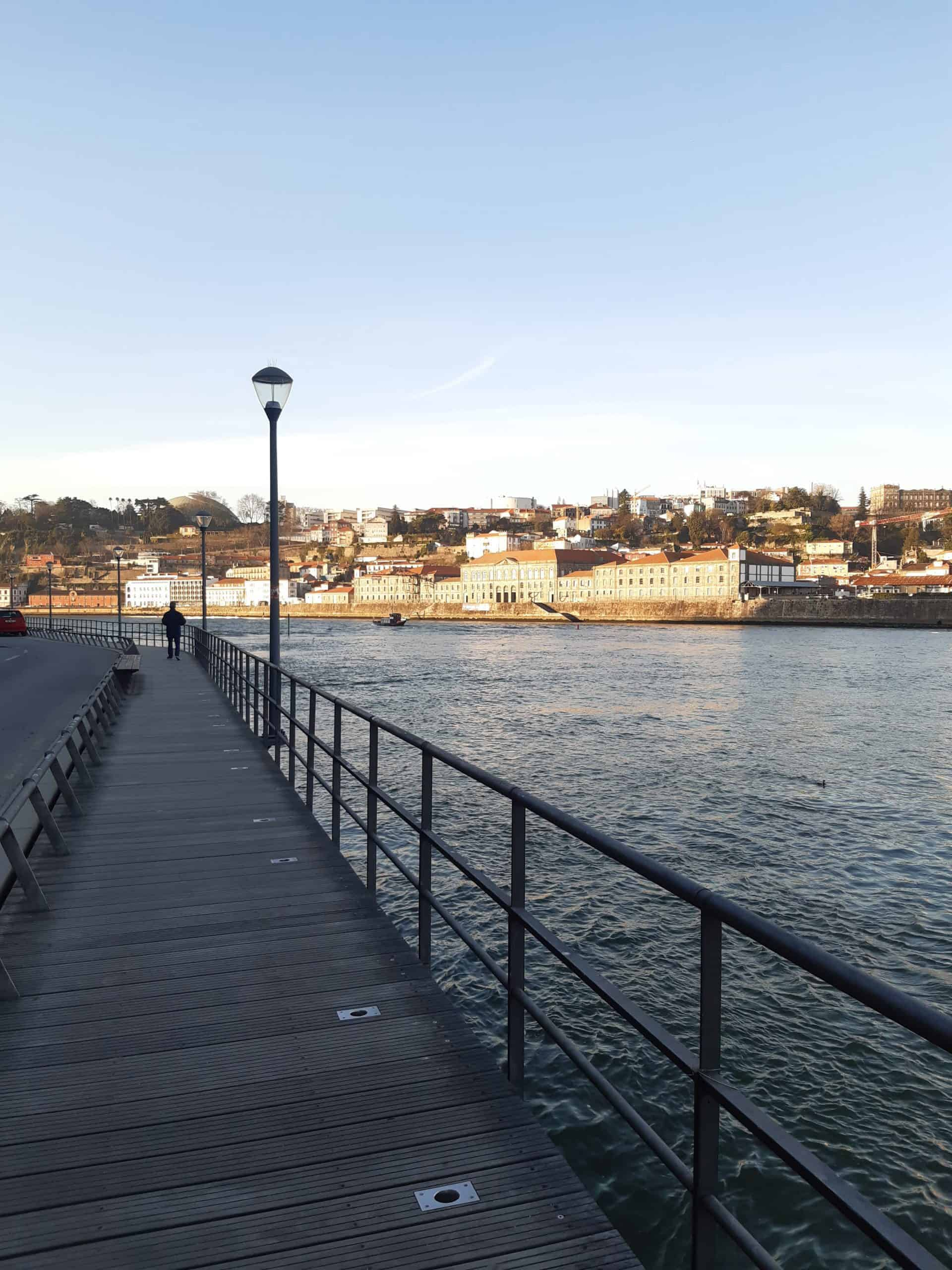 Things to do in Porto: Walk along the riverside promenades of Porto and Gaia