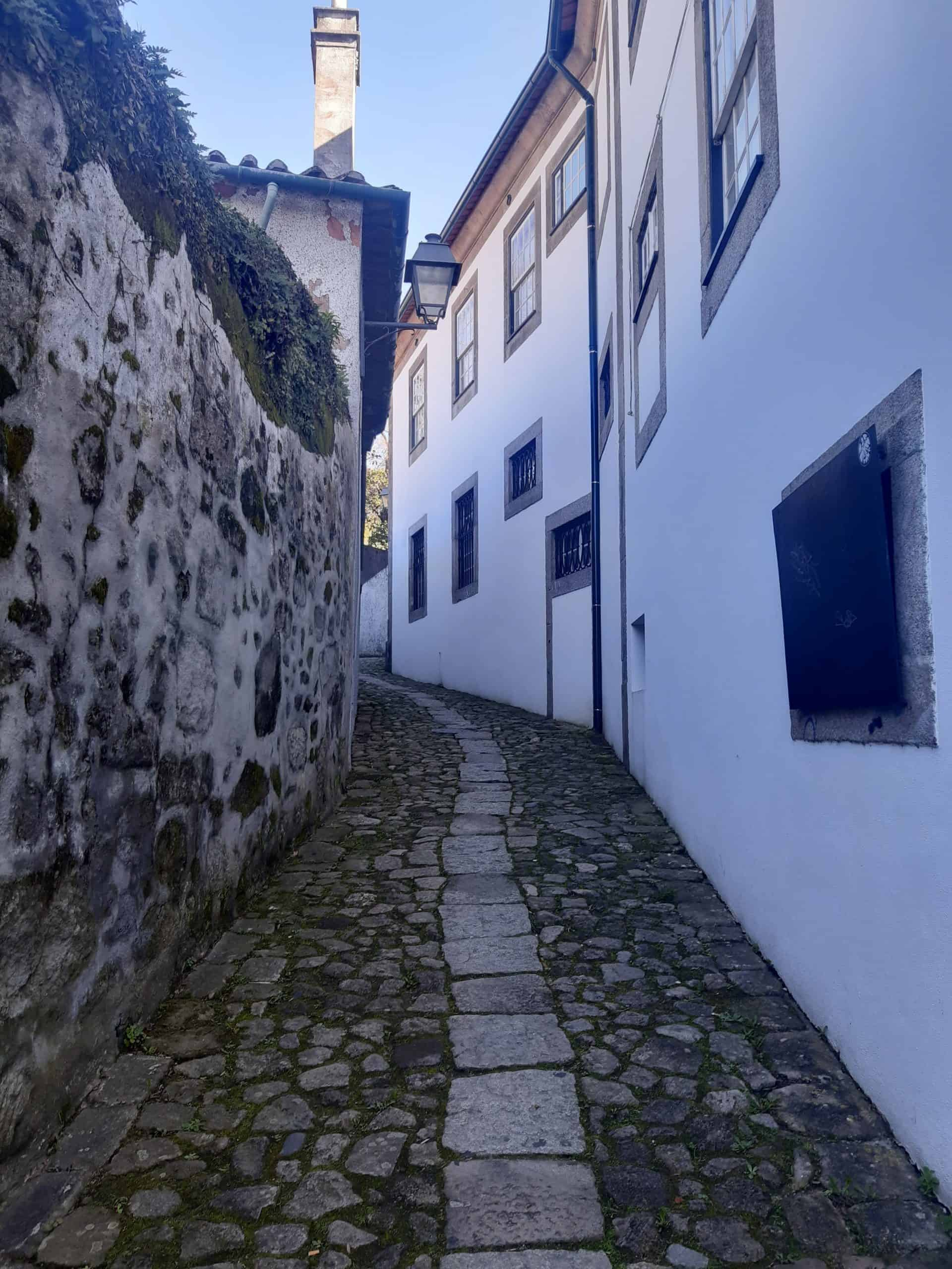 Get lost in the narrow winding streets of Porto