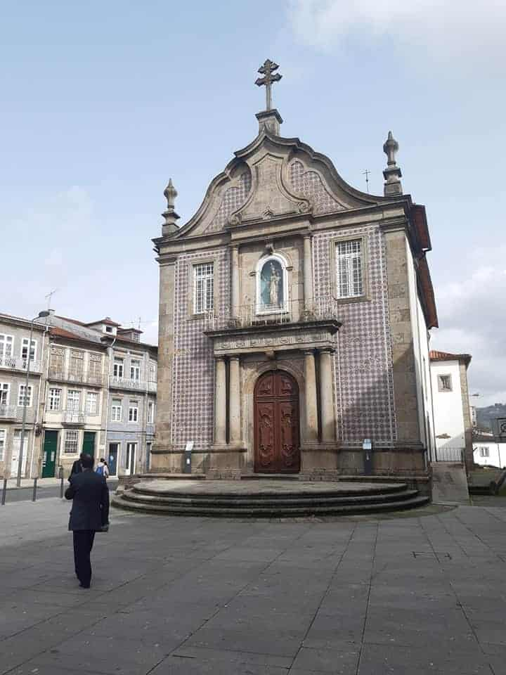 The ancient city of Braga is a popular day trip from Porto
