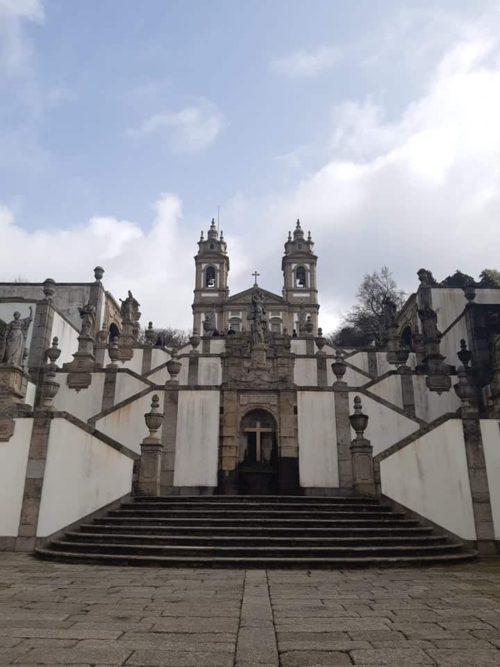 The Bom Jesus do Monte Staircase