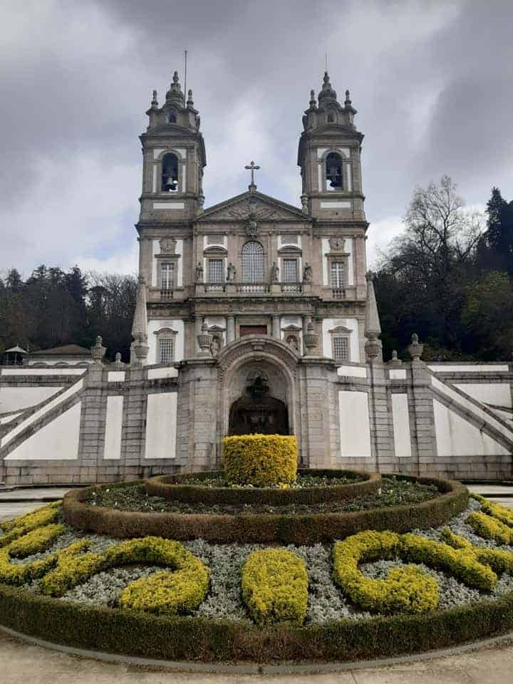 The Bom Jesus Do Monte