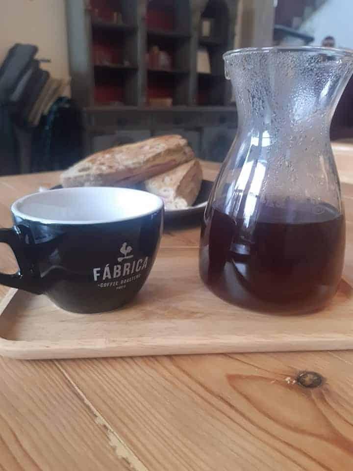 Fabrica Coffee Shop, Porto