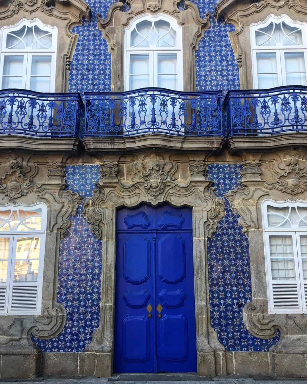 Beautiful Raio Palace, Braga, Portugal