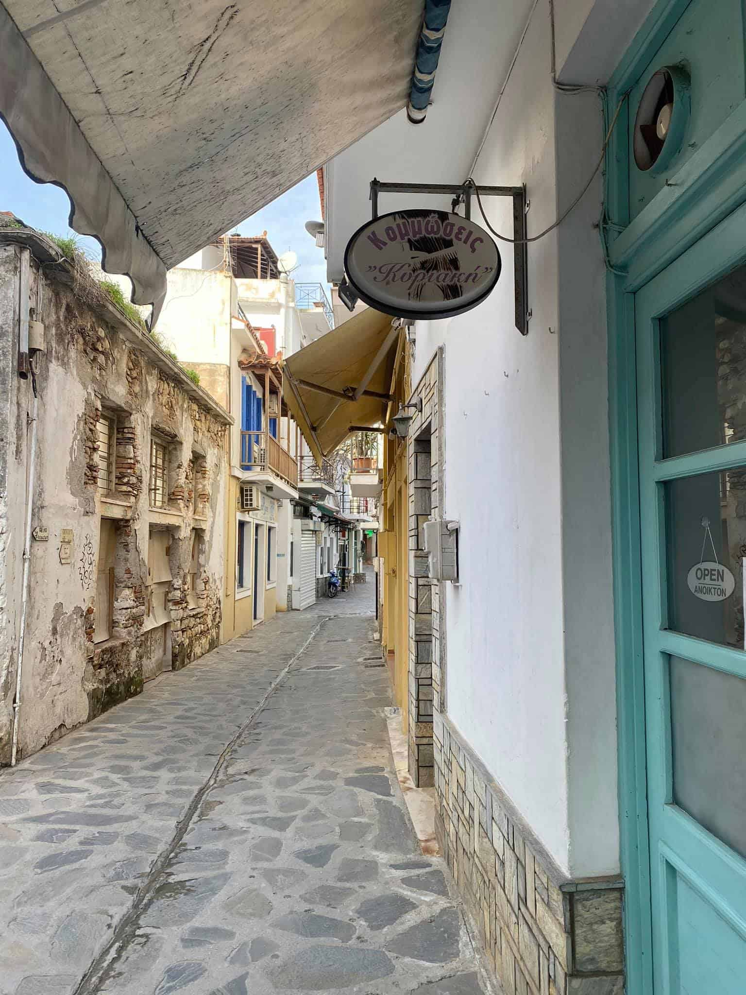 Quiet Greek islands: Skopelos, Sporades