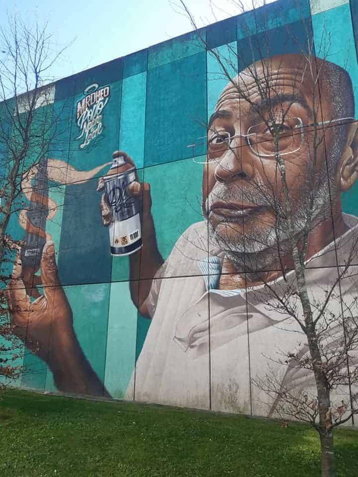 Porto Street Art: Trindade