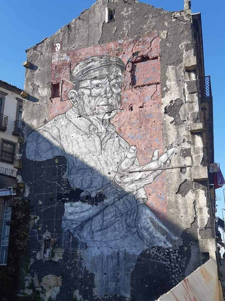 AN.FI.TRI.ÃO, Porto
