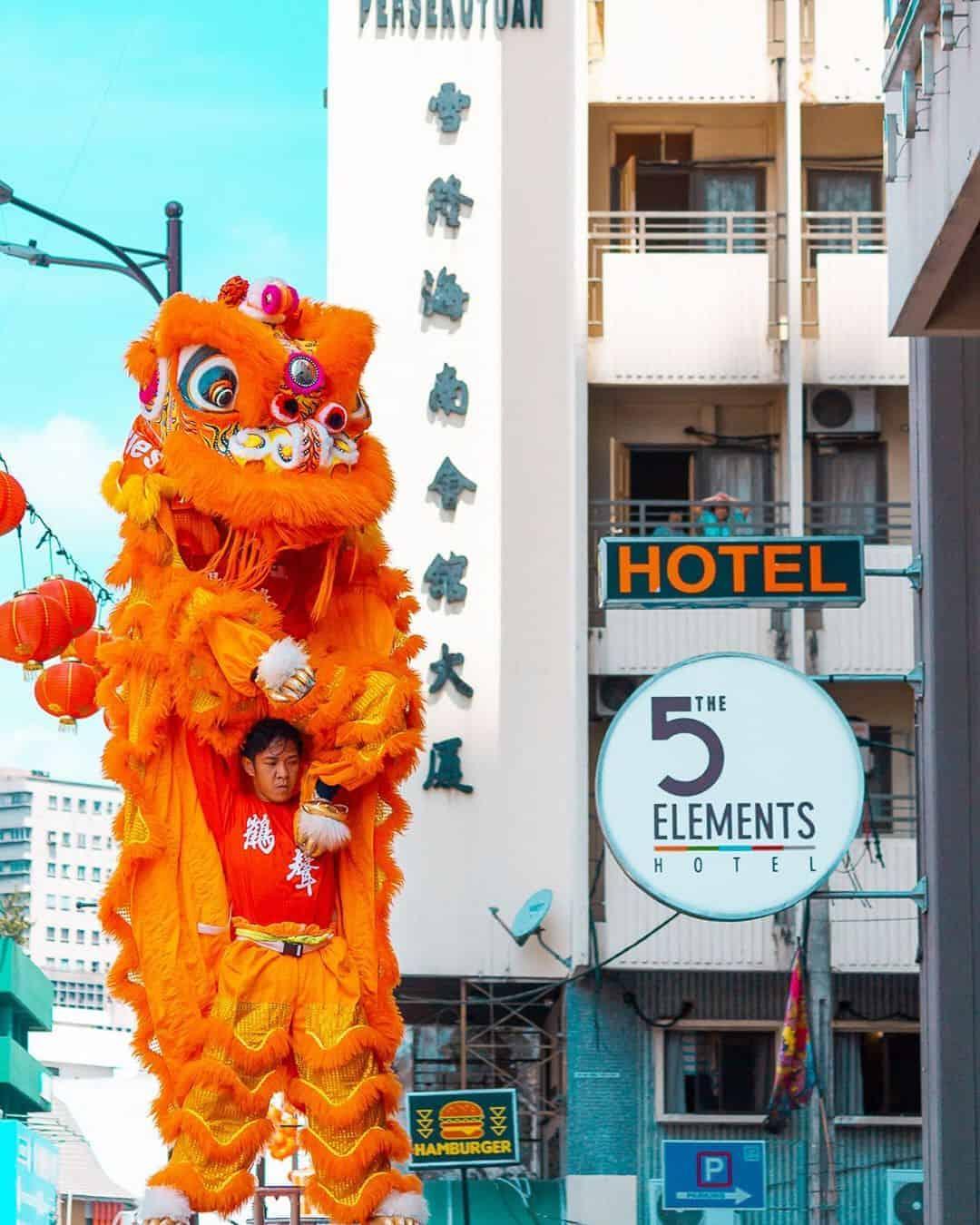 5 Elements Hotel, Kuala Lumpur