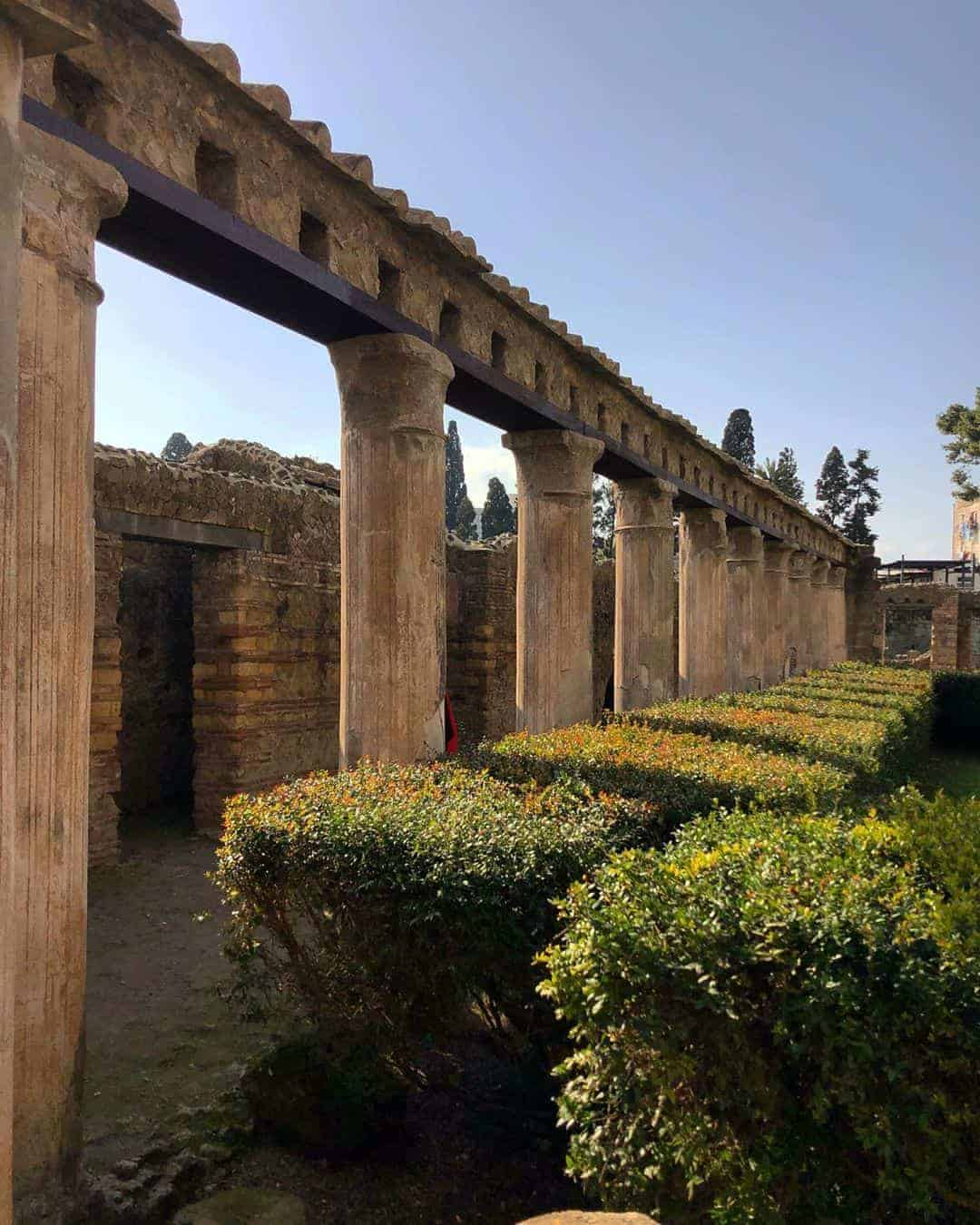 Day Trips from Naples: Herculaneum