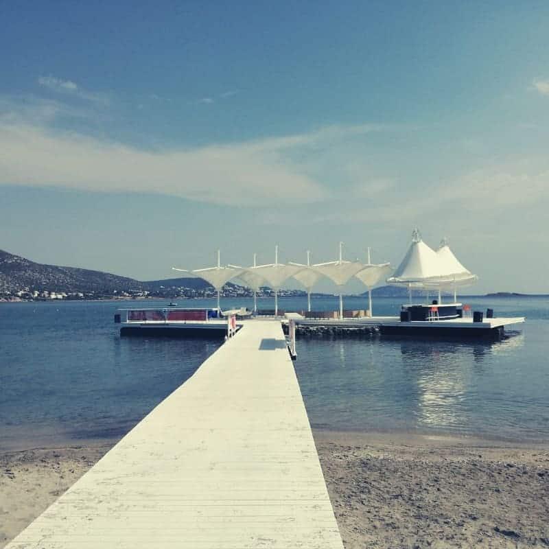 Grand Beach Lagonissi