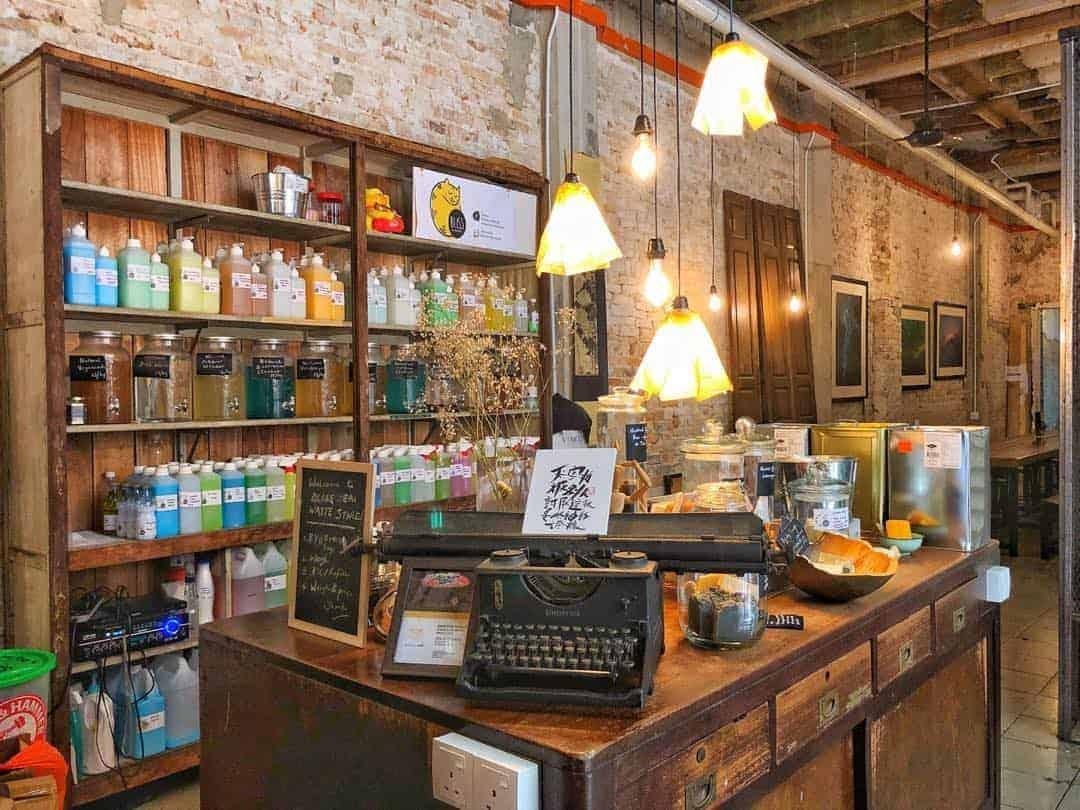 Mingle Cafe, Kuala Lumpur Chinatown