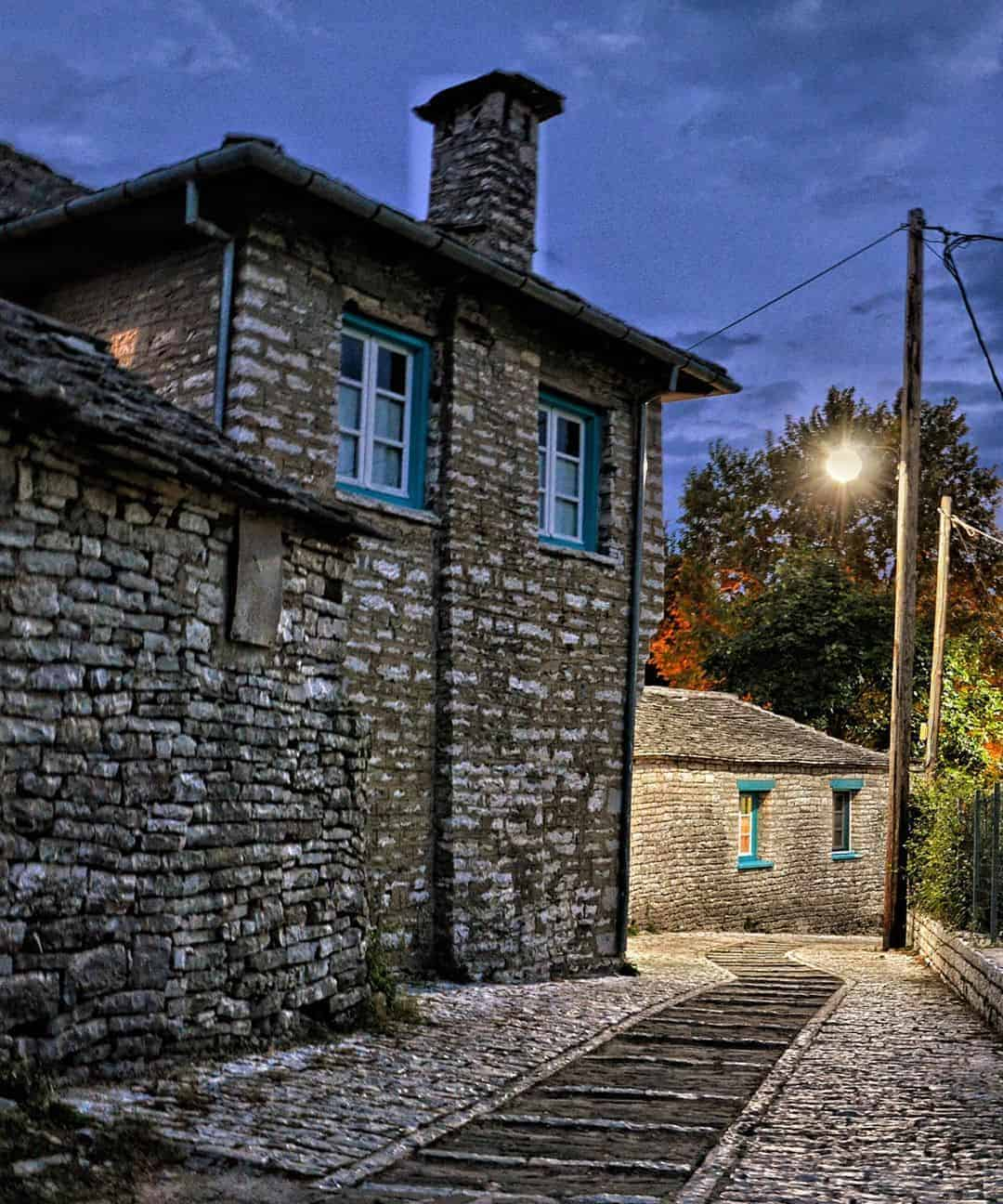 Traditional villages of Zagori