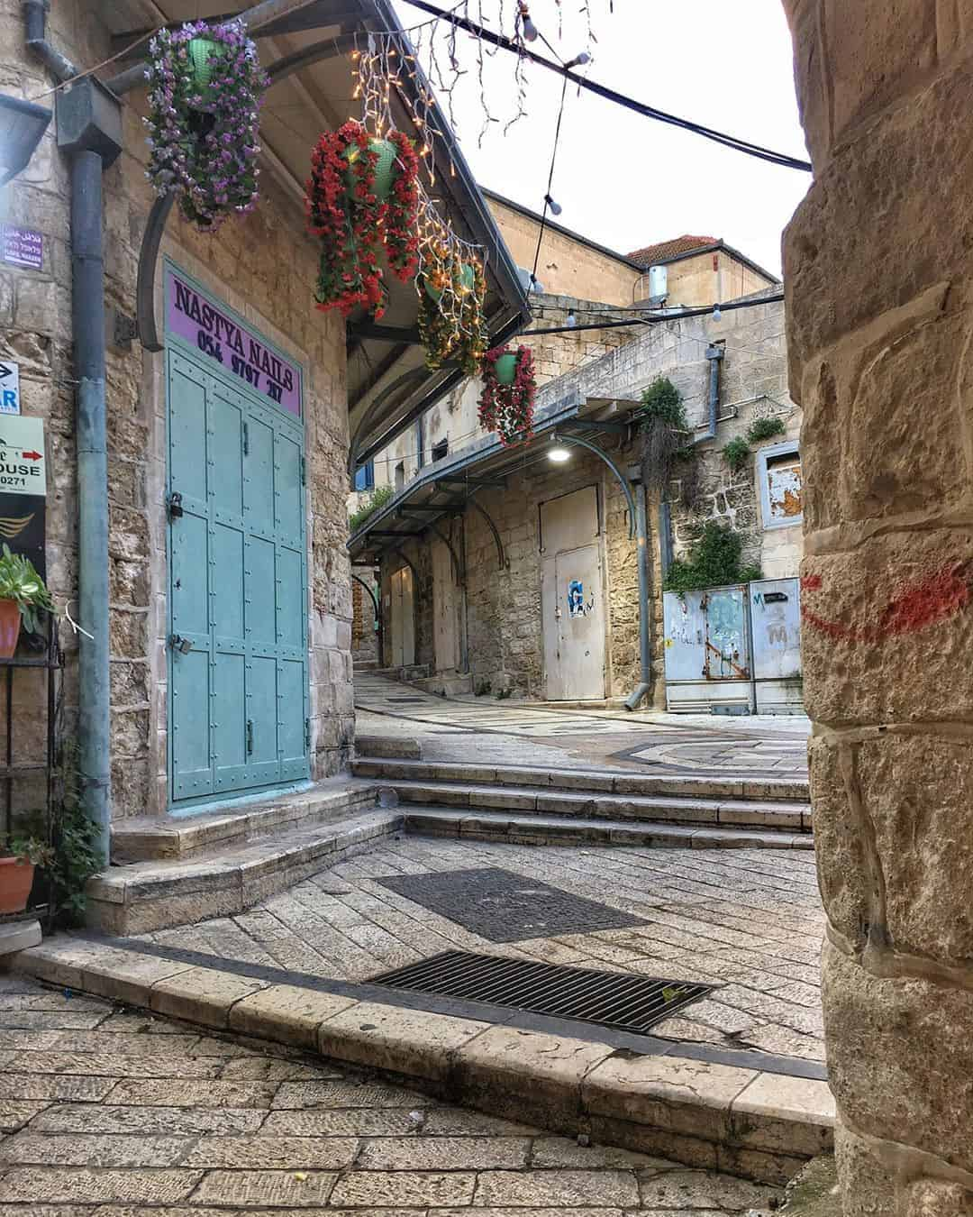 Israel Itinerary: Nazareth Old Town