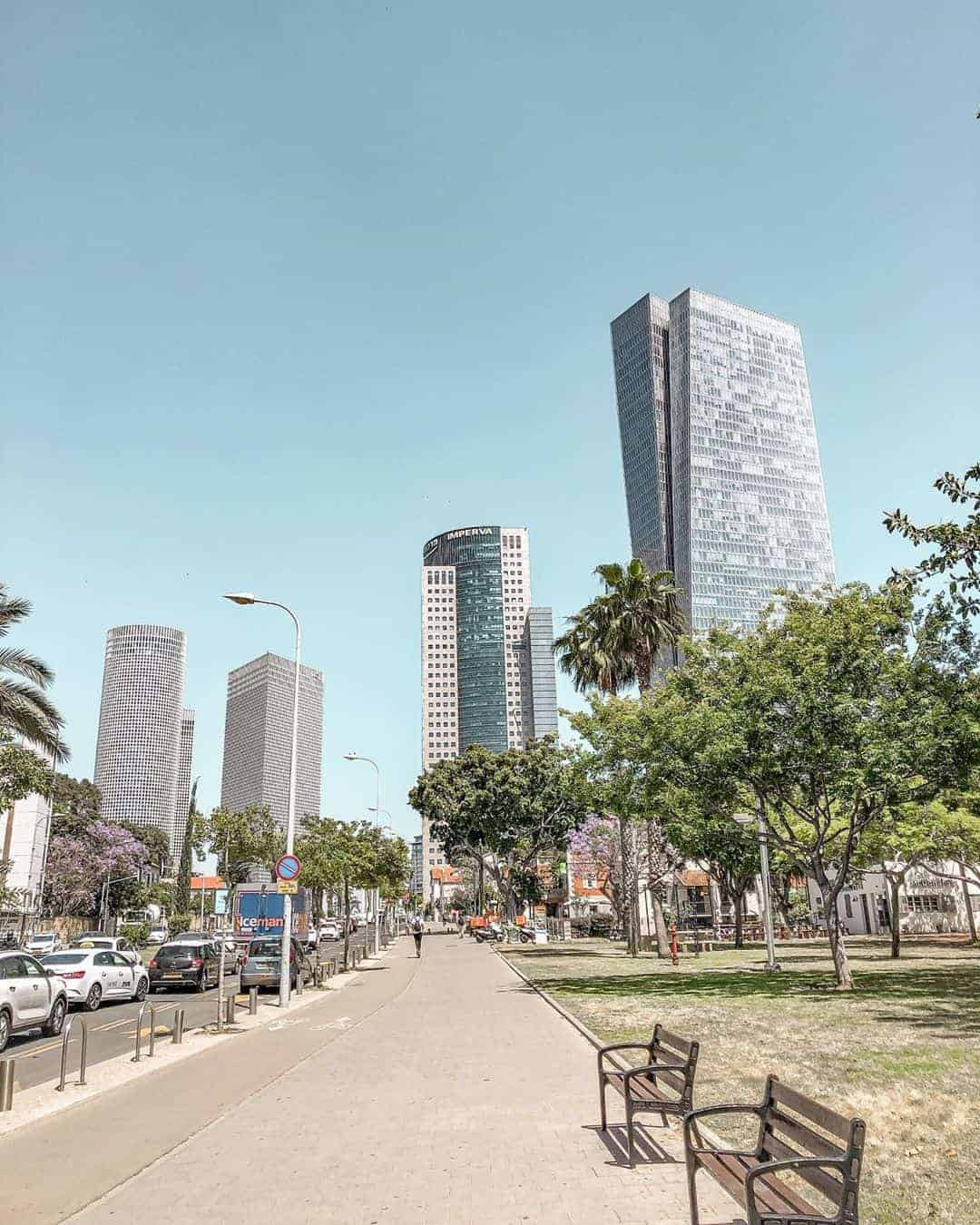 Israel travel itinerary: Tel Aviv