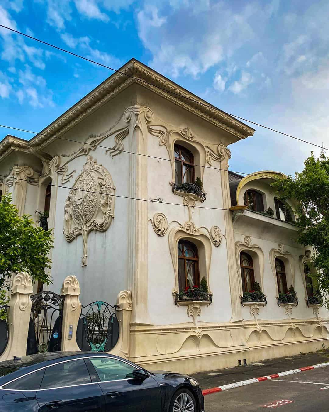 Take the time to get lost in Bucharest's various districts