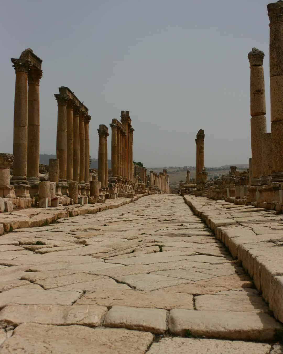 10 Day Jordan travel itinerary: Jerash
