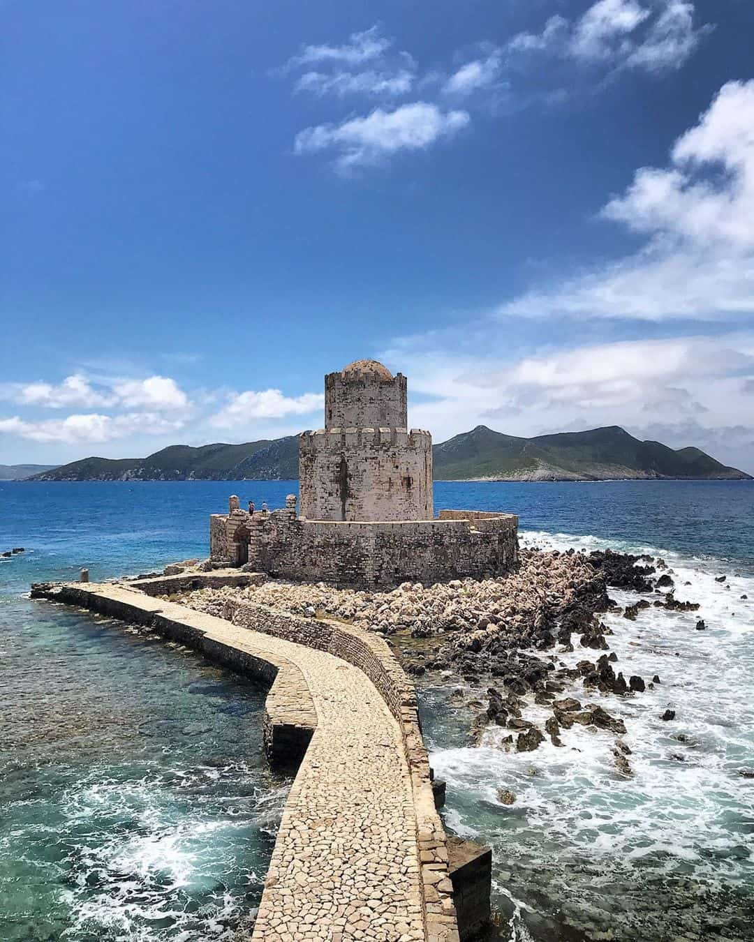 Methoni, Peloponnese