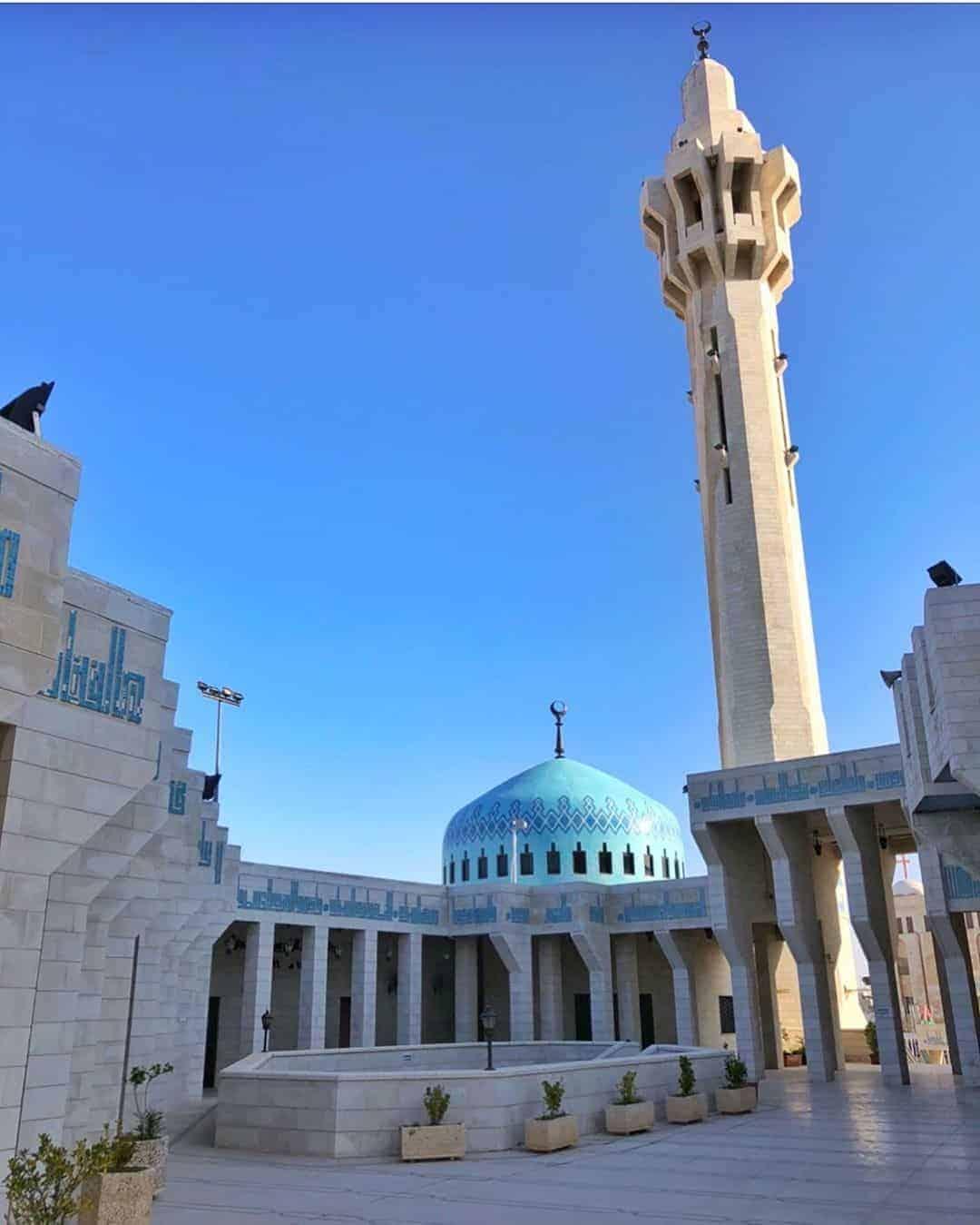 King Abdullah I Mosque, Amman