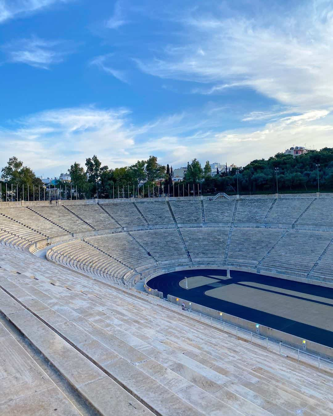 "The Panathenaic Stadium ""Kallimarmaro"""