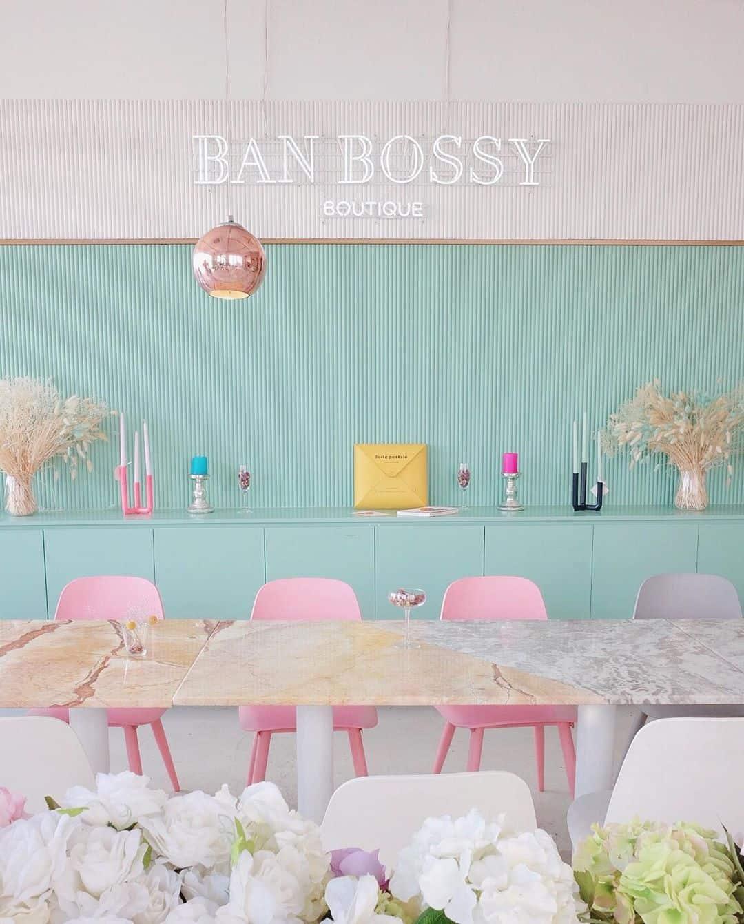 Ban Bossy/Chris Garden, Seoul