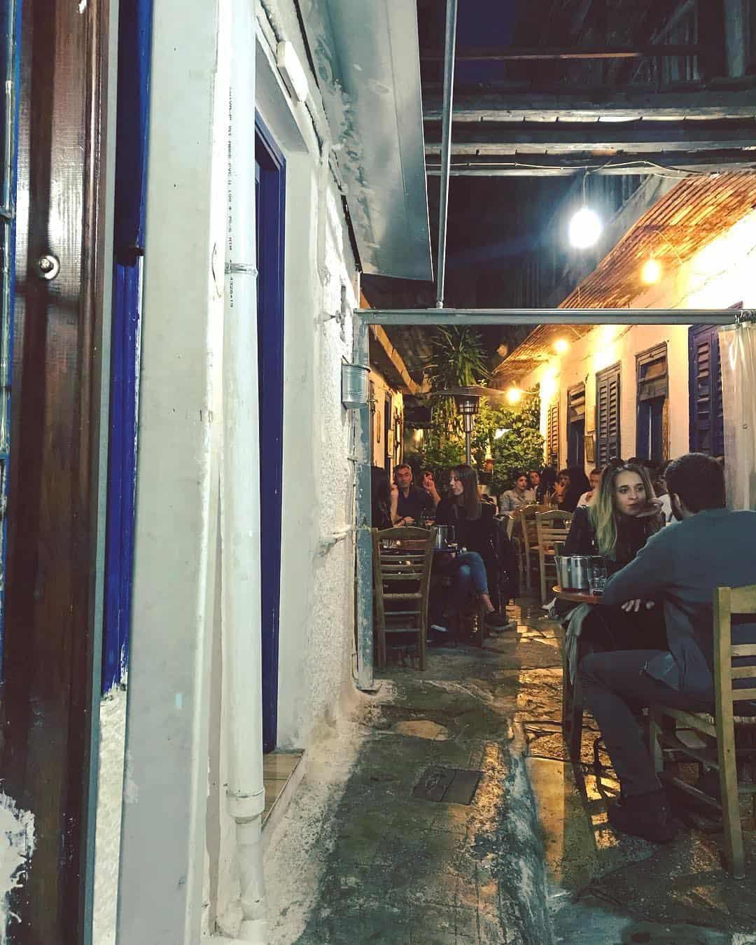 Avli Psiri, Athens