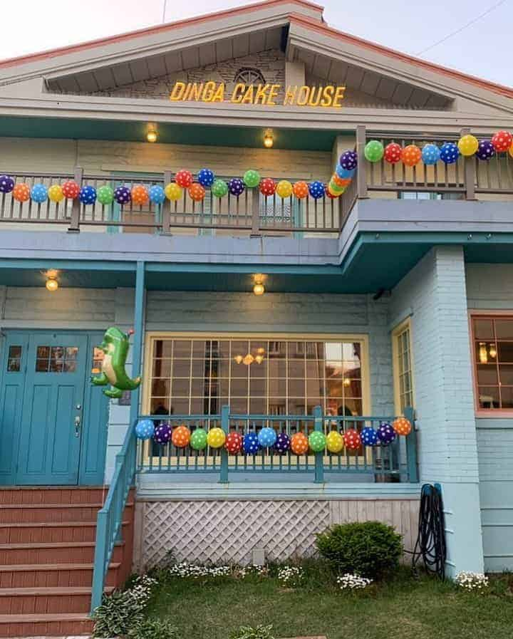 Best Coffee Shops in Seoul: Dinga Cake House