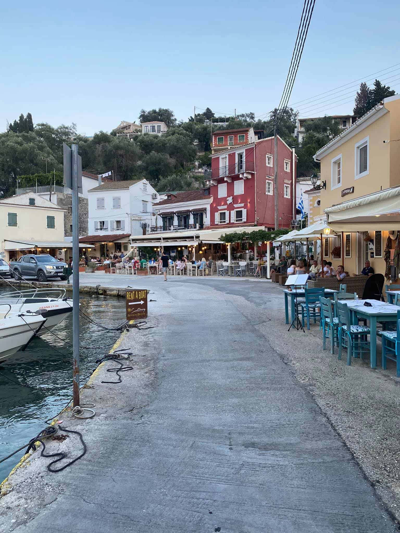 What to Wear in Greece: Paxos, Greece