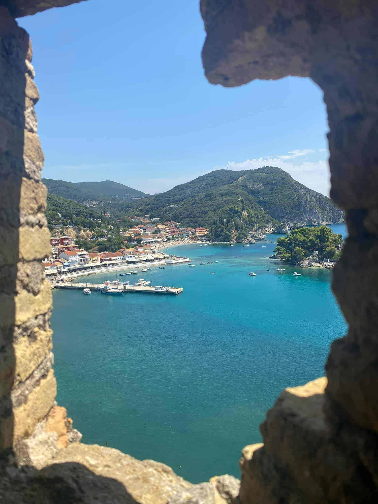Parga, Western Greece