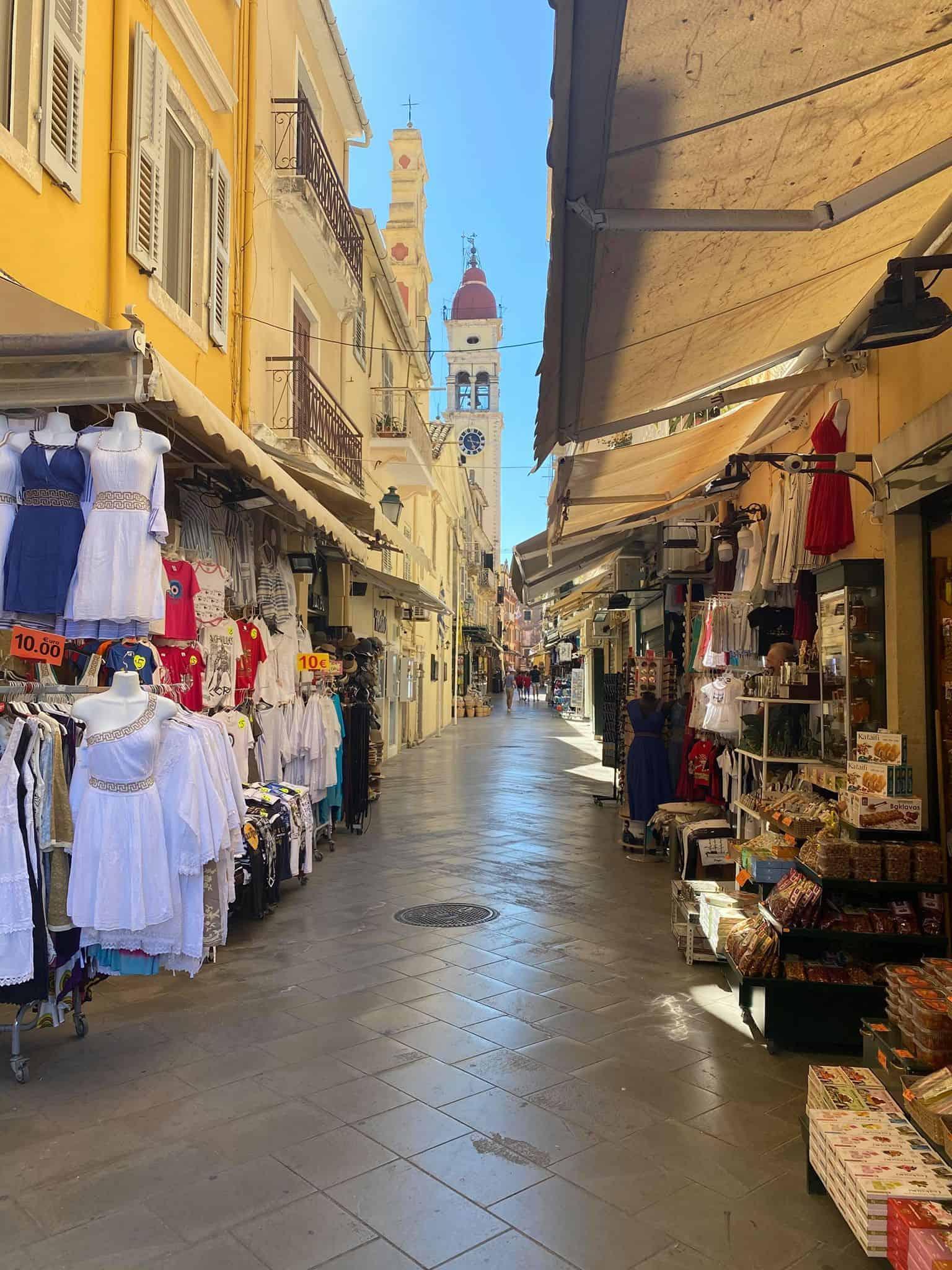Places to visit in Greece: Corfu (Kerkyra)