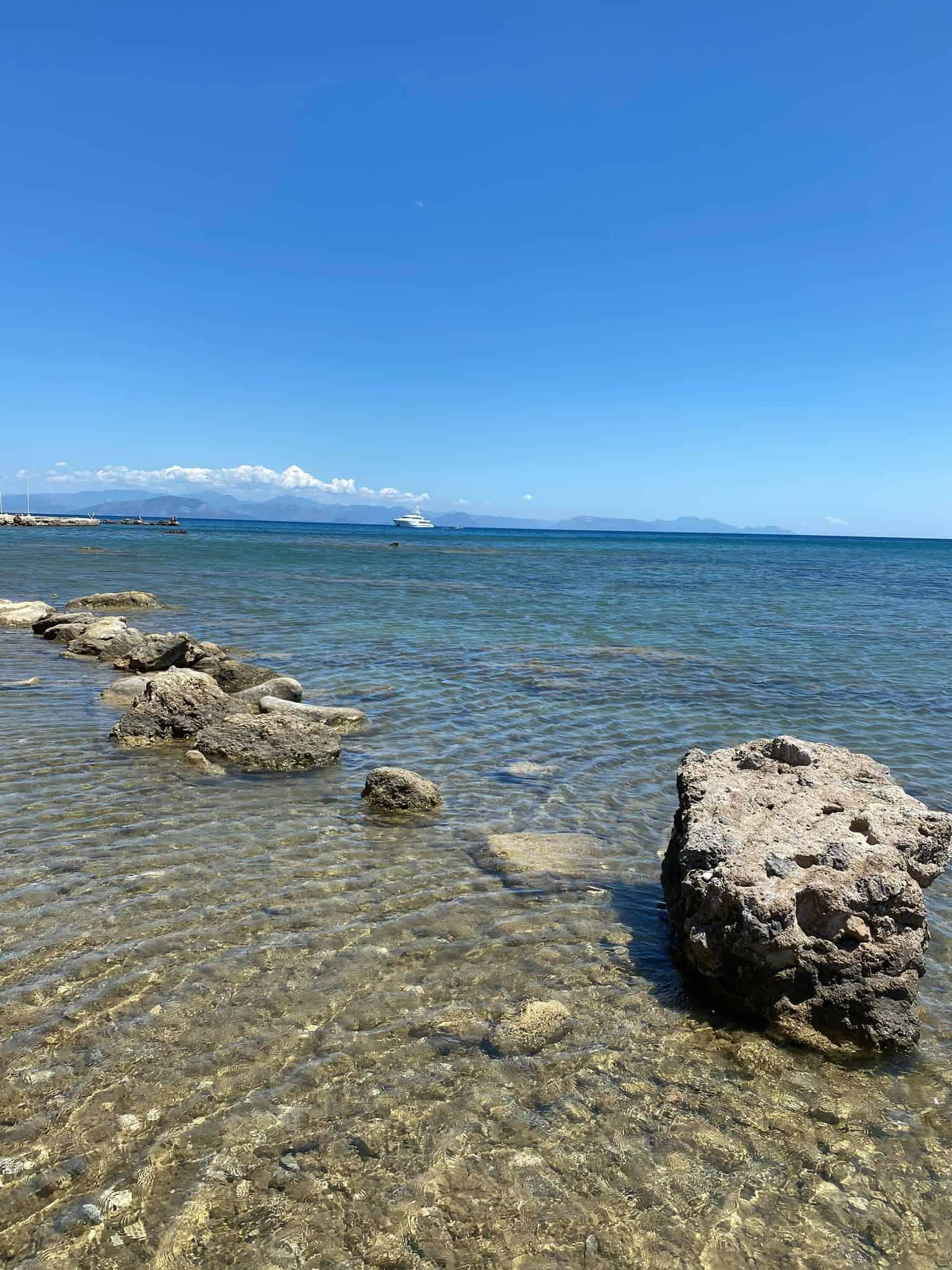 Places to visit in Corfu: Kanoni