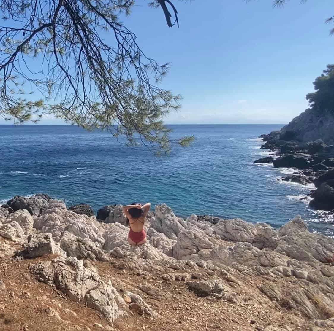 Skopelos holidays: Amarandos Cape