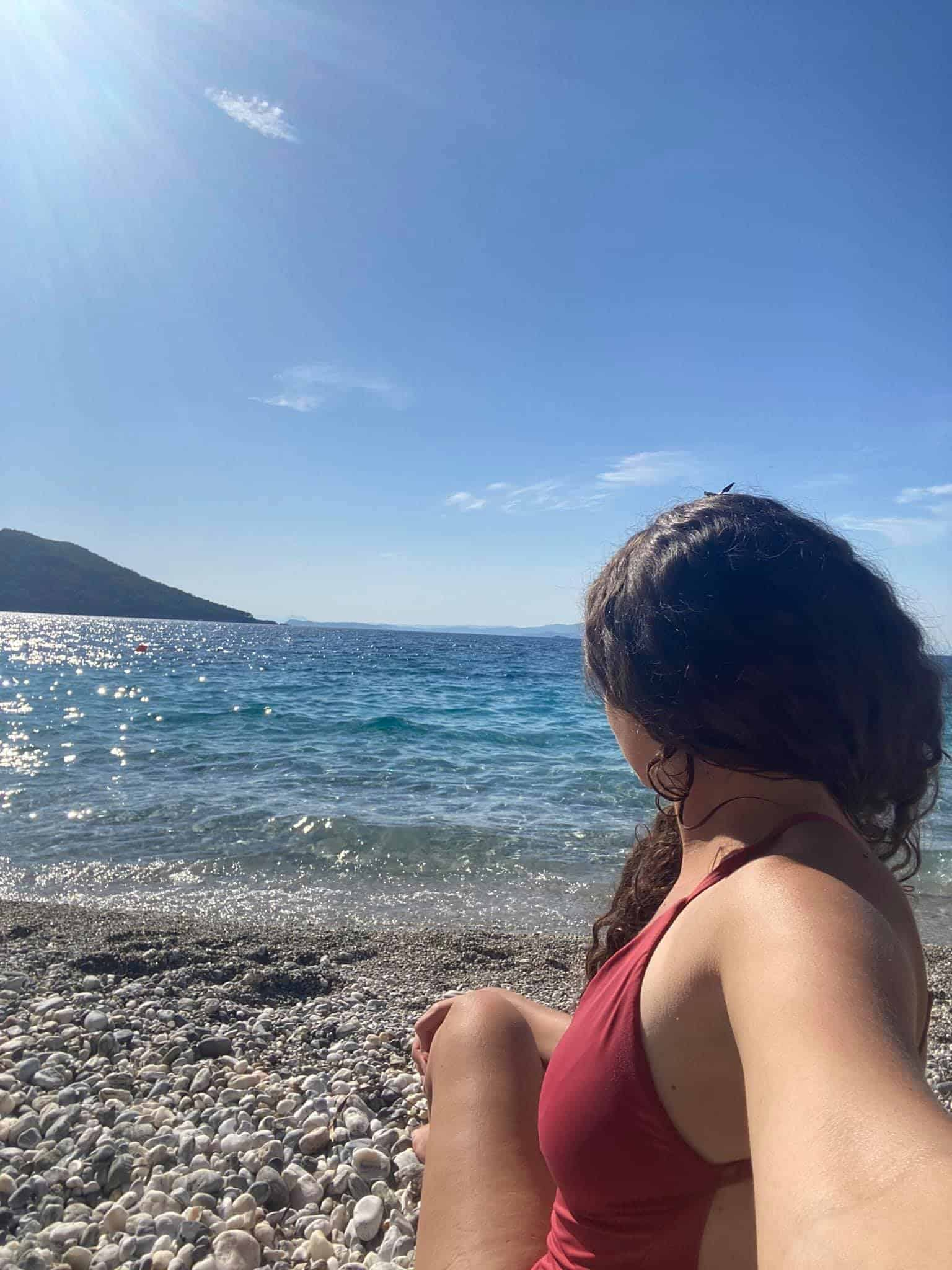 Skopelos holidays: Kastani beach