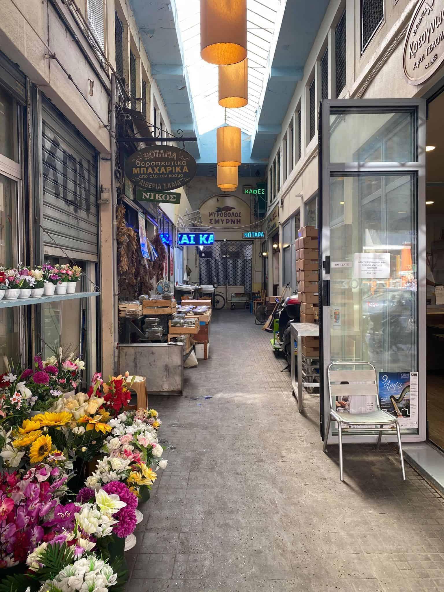 How to Haggle: Modiano Market, Thessaloniki, Greece