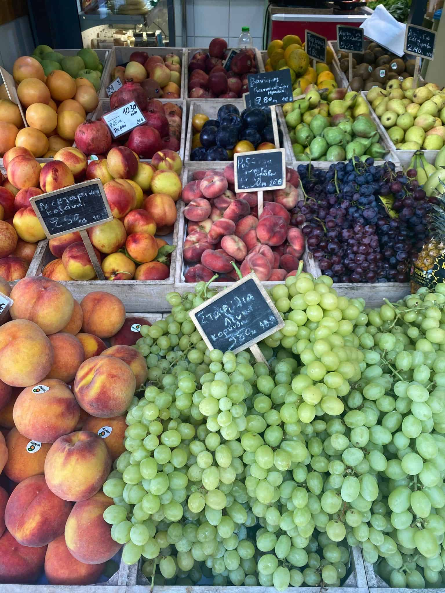 Greek Experiences: Moadiano Market, Thessaloniki