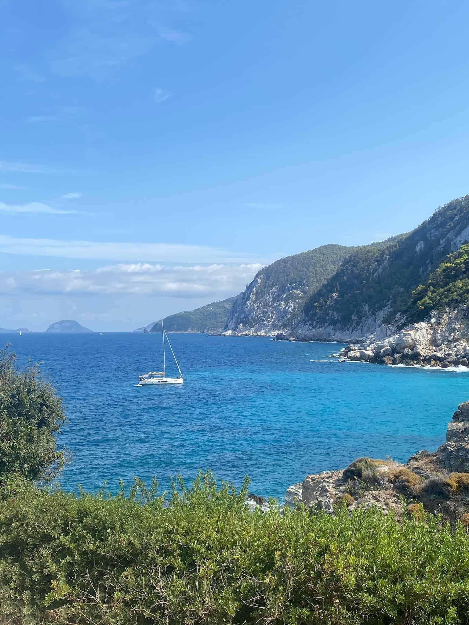 Skopelos Greece: Northeastern Skopelos