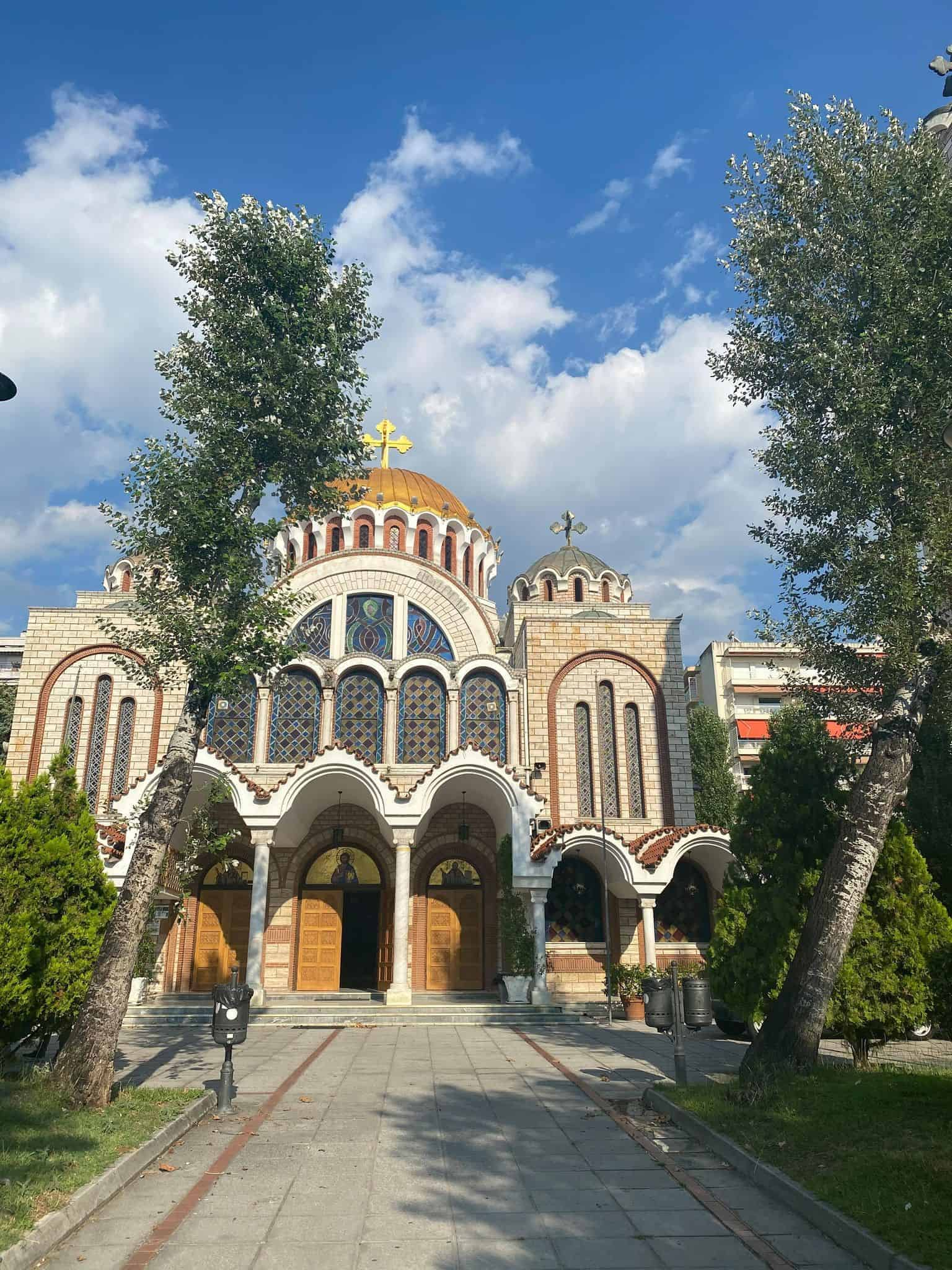 Things to do in Thessaloniki: Visit the churches