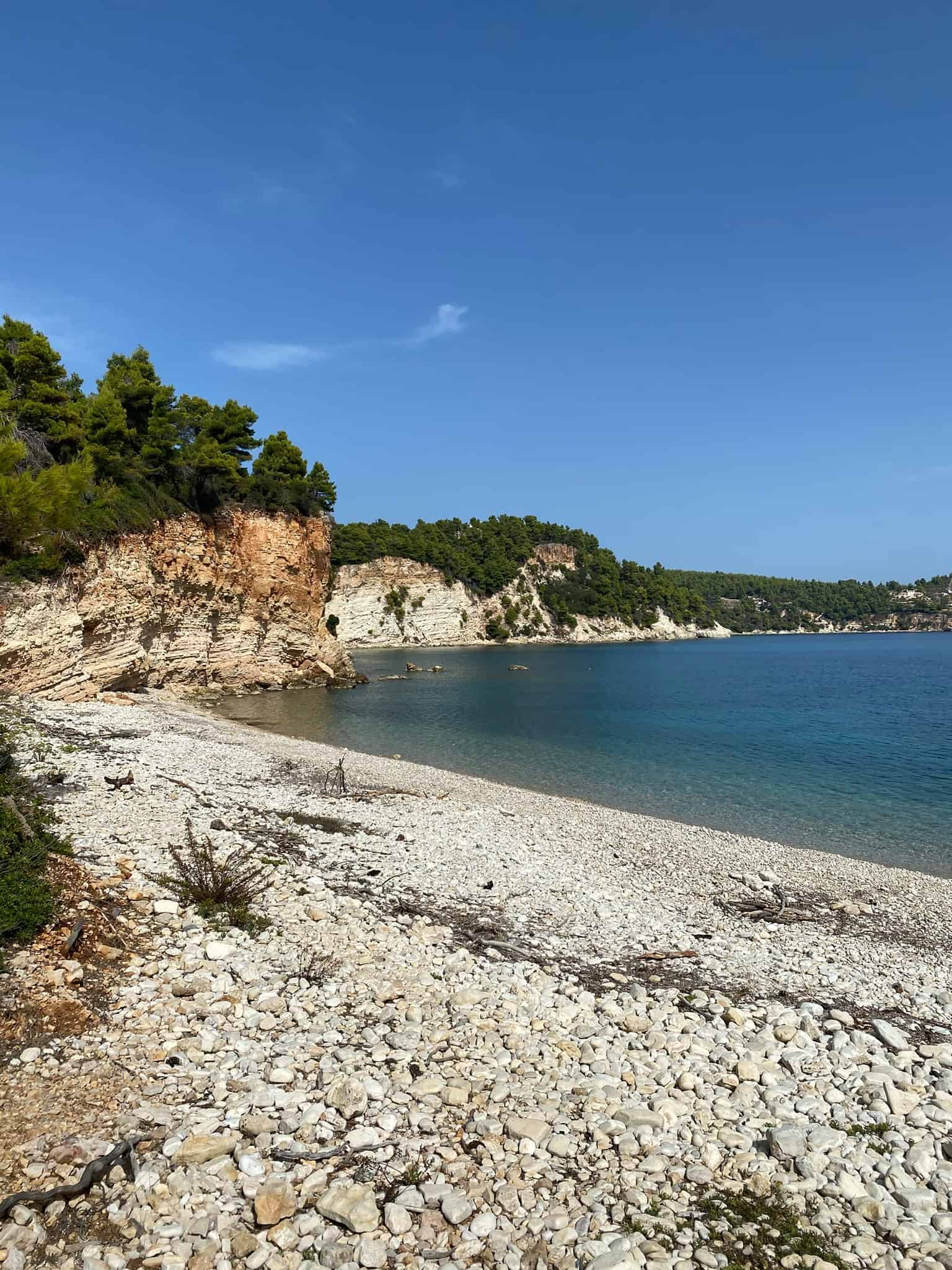 Alonissos beaches are some of the most stunning in Greece