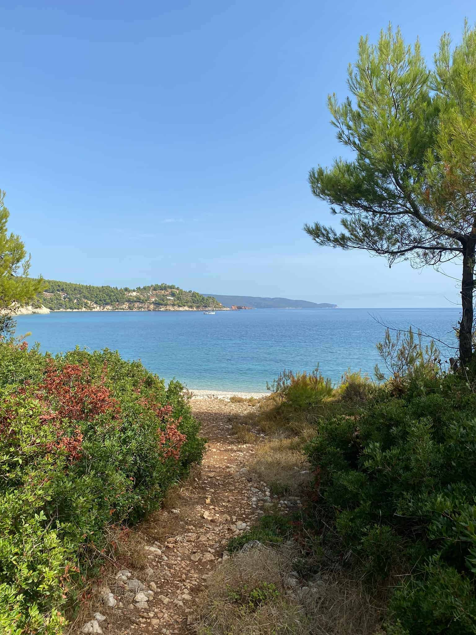 Alonissos is filled with incredible beaches