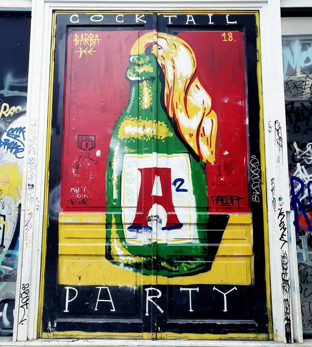 Psiri street art